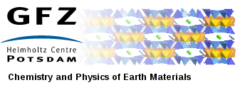 Chemistry and Physics of Earth Materials, GFZ