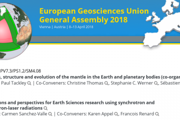 TIMEleSS Sessions at EGU 2018