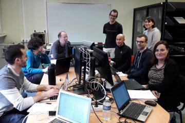 Second training session on multigrain analysis, February 2019