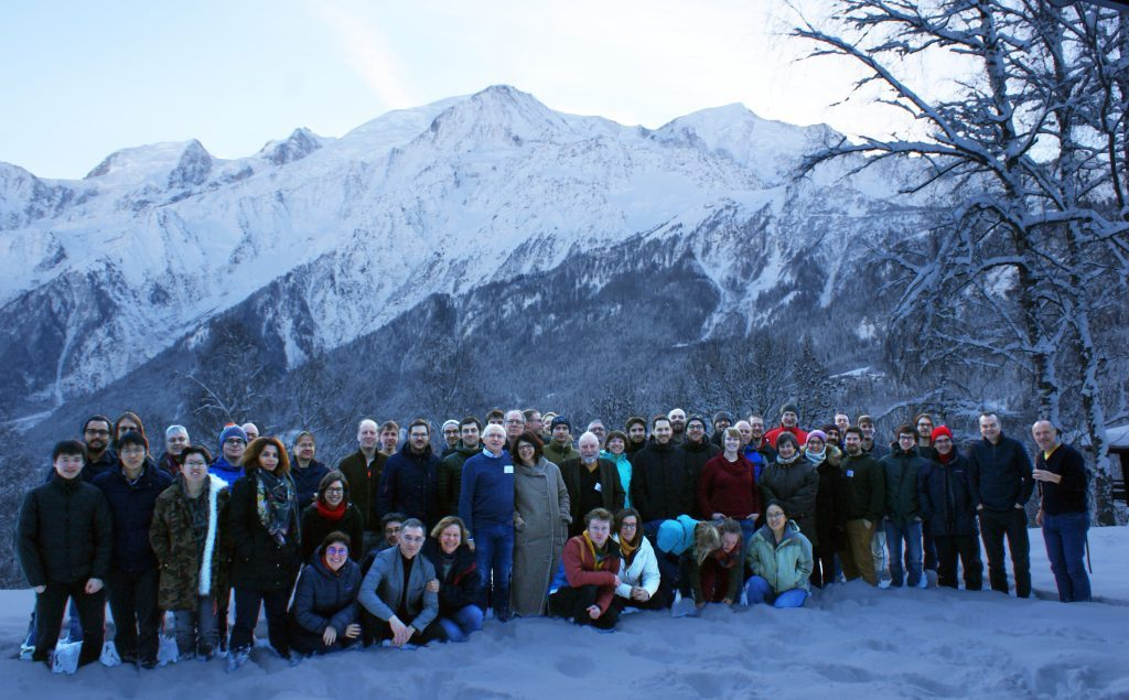 CREEP Final Workshop Ecole de Physique des Houches (F) 27 January – 1 February 2019