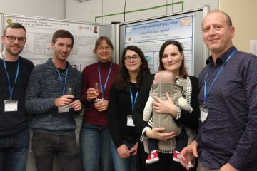 TIMEleSS members at the 2nd Deep Earth Mini Symposium in Münster (18 Nov. 2019)