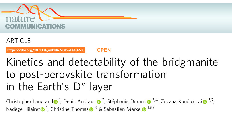 Kinetics and detectability of the bridgmanite to post-perovskite transformation in the Earth's D″ layer